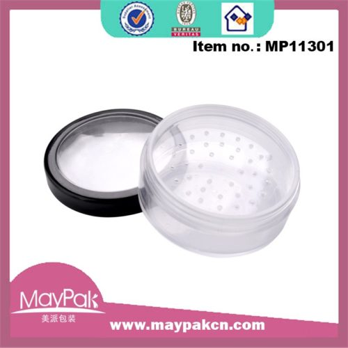 loose powder container