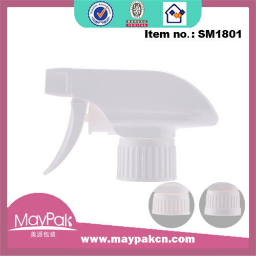 White Plastic Sprayer Pump