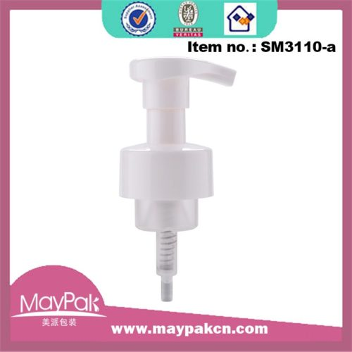 Plastic Soap Foam Pumps