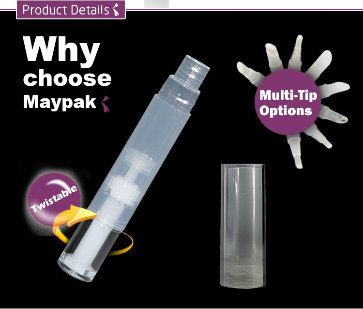 cosmetic twist teeth whitening pen exporter