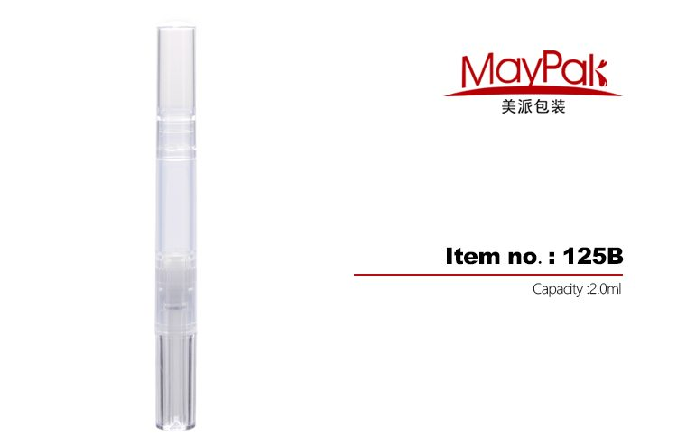 Rounded Cosmetic Pen Supplier