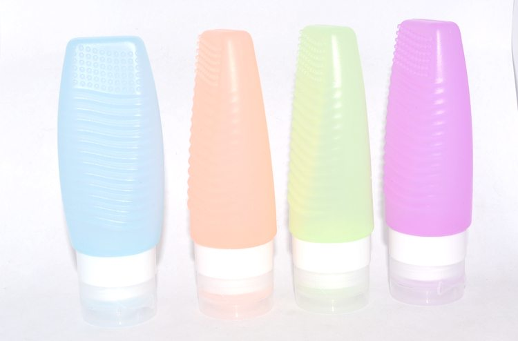 silicone bottle for cometic pen brush