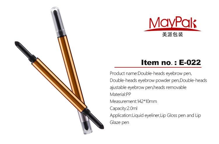 Plastic Eye Brow Pen Maker