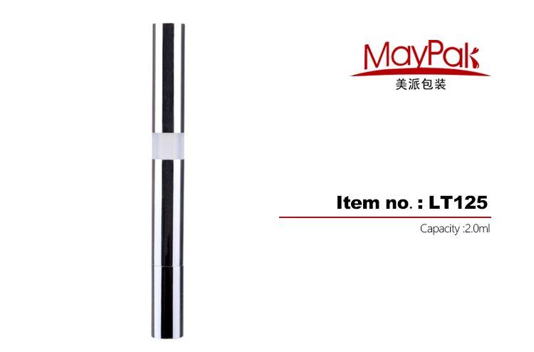 Plastic Flocked Tip Cosmetic Pen Factory