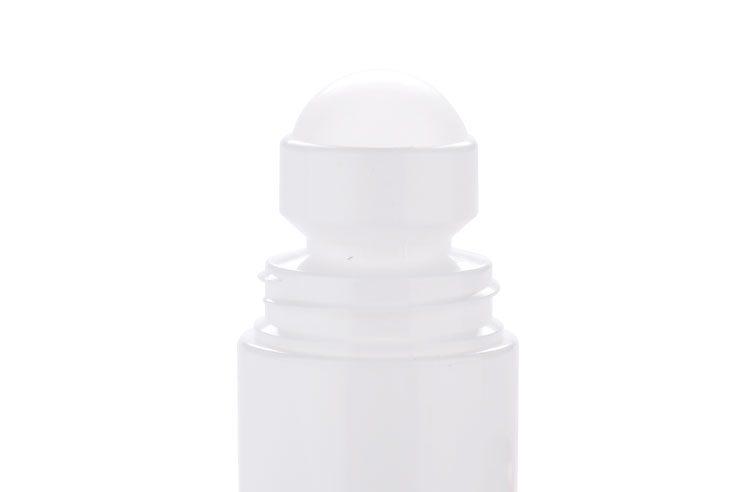 plastic roll on deodorant empty bottle
