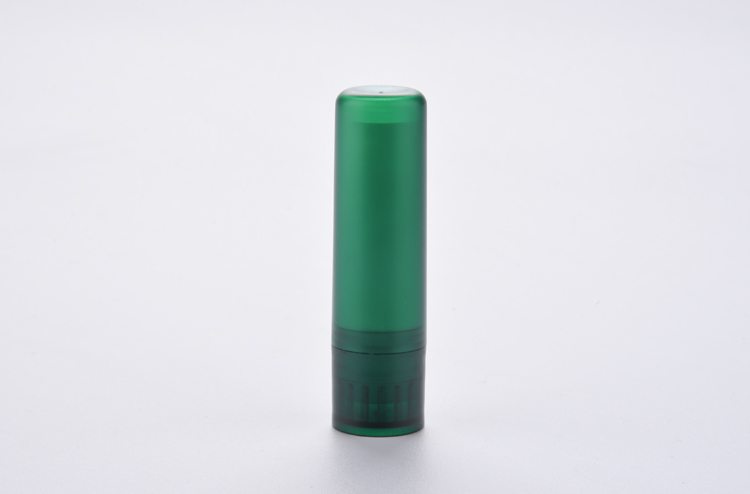 plastic empty lip balm case