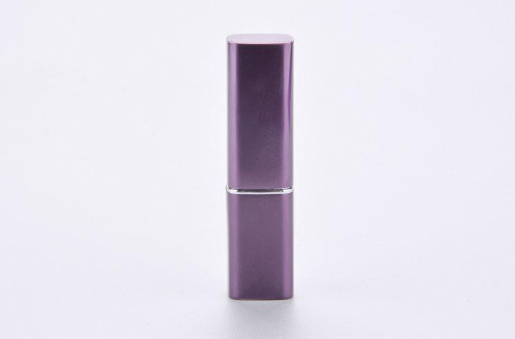 round aluminum slim lipstick tube