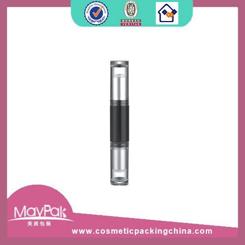 plastic round lipstick tube packaging