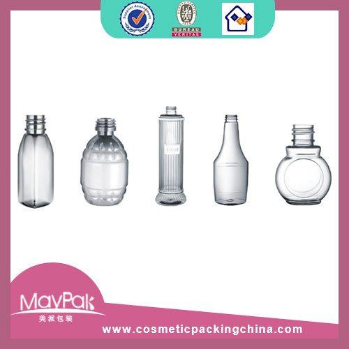 Large PET shapes Bottles