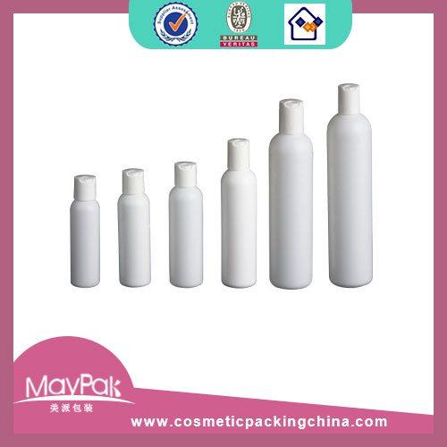 Whole White HDPE Bottles