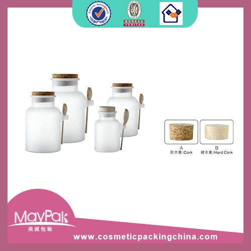 Bath Salt Bottle Series
