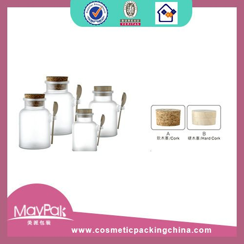 ABS Matte Salt Bottle