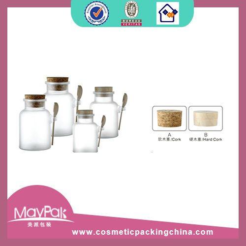 ABS Matte Salt Bottle