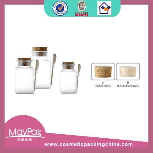 ABS Matte Hard Cork Bottle