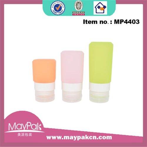 Square Silicone Bottle