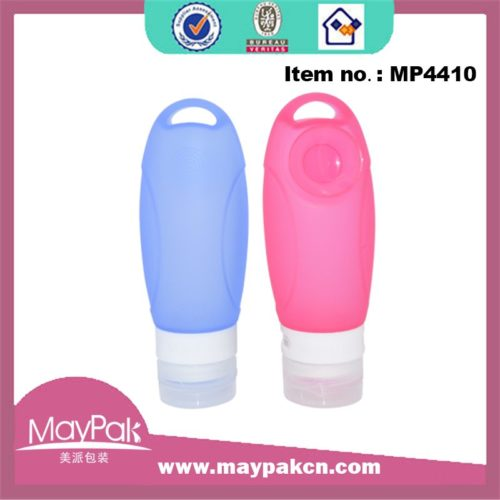 cute silicone baby bottle
