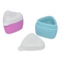 Small Triangle Travel Silicone Jar