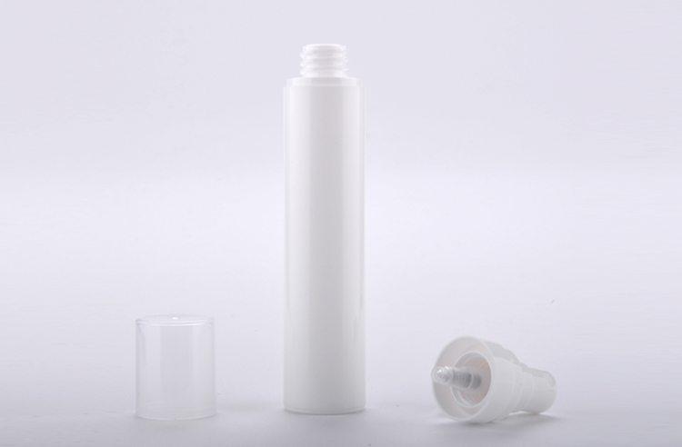 empty airless spray bottle