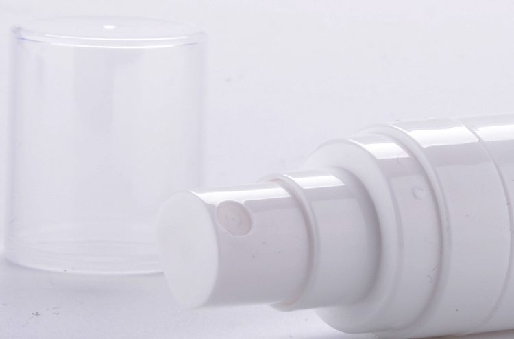 cosmetic empty airless spray bottle