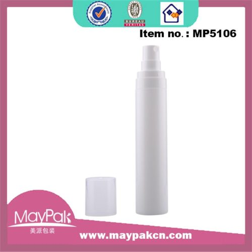 airless spray bottle