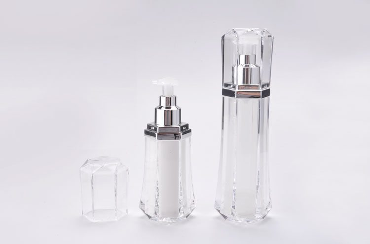 personal care cosmetic bottles