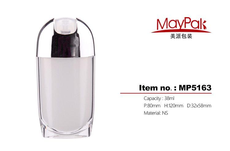 skin care luxury bottle packaging