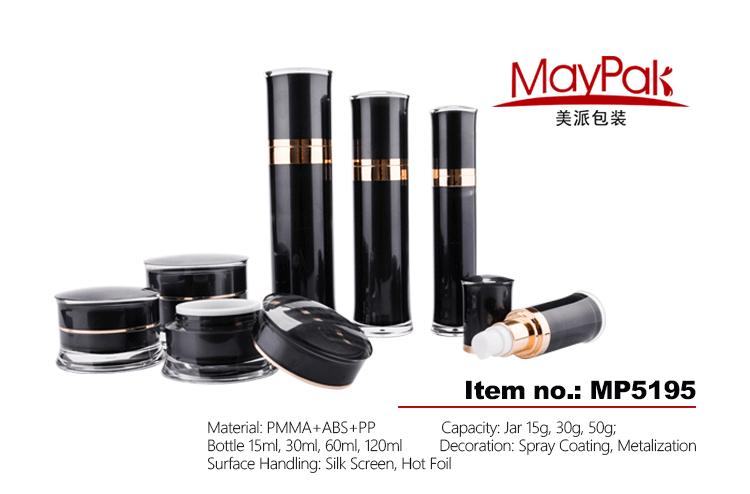 PMMA 120ML Bottle Sets