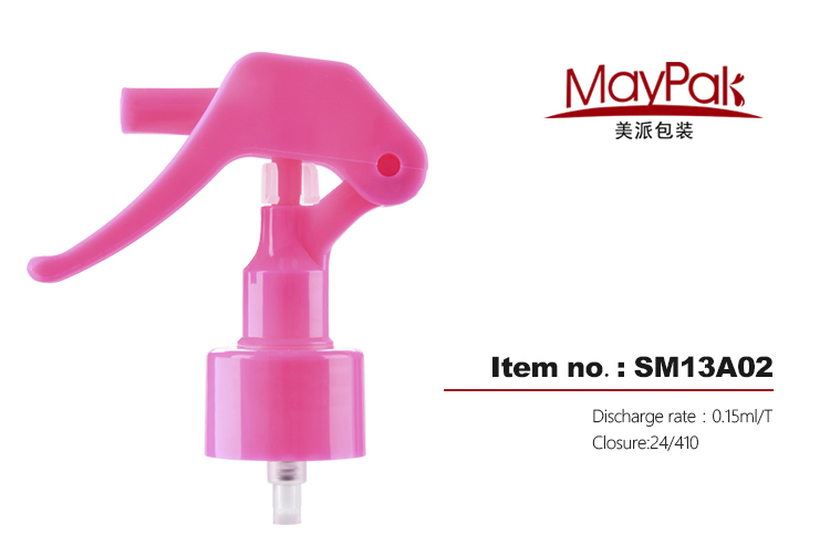 Plastic Cosmetic Finger Sprayer Supplier