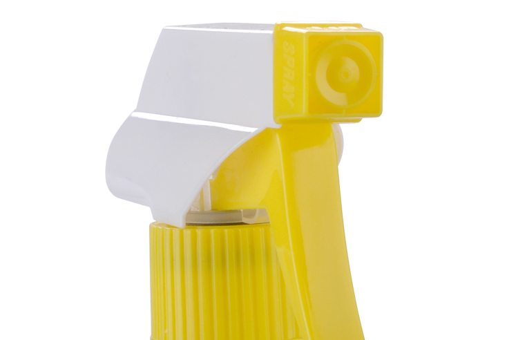 Plastic pression sprayer