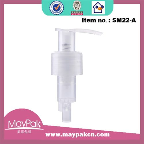 hand cream pump