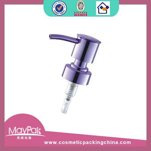Soap Bathroom Purple Pump