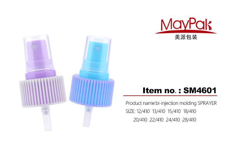 Wholesale BI-injection molding fine mist sprayer