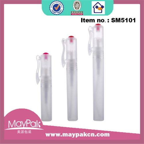Mini sprayers portable perfume bottle