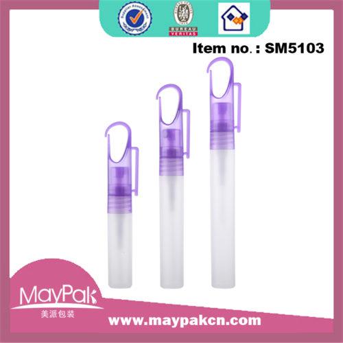 Pocketable mini perfume sprayers