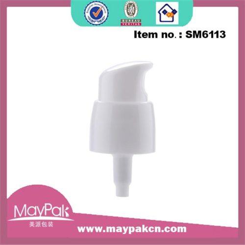 plastic 18/410 cosmetic cream treatment pump