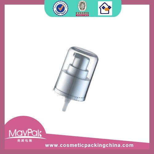 Plastic treatment pump