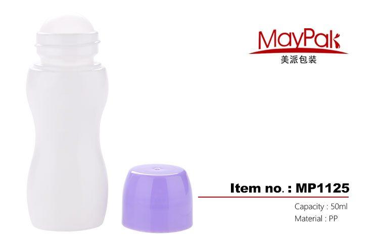 Hot sales plastic stick deodorant container