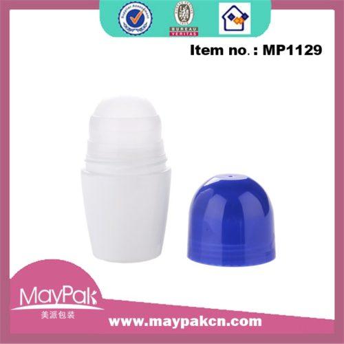 Plastic bottle empty deodorant stick