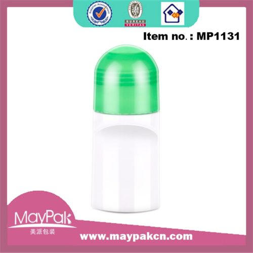 Plastic empty 75ml deodorant stick