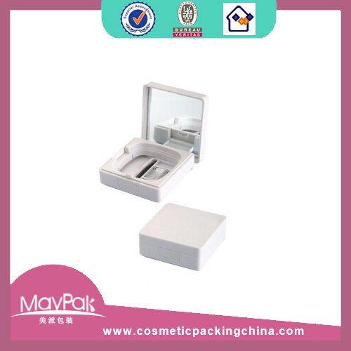 cosmetic empty plastic eye shadow box