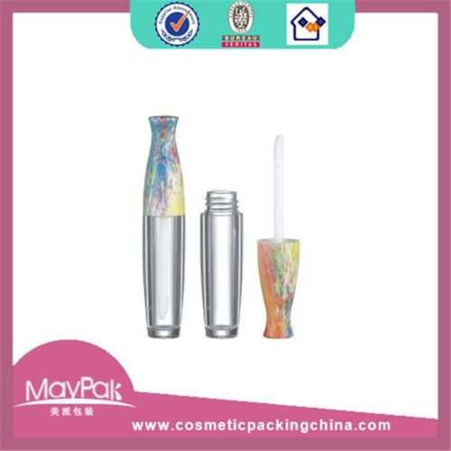 wholesale cylinder lipgloss container