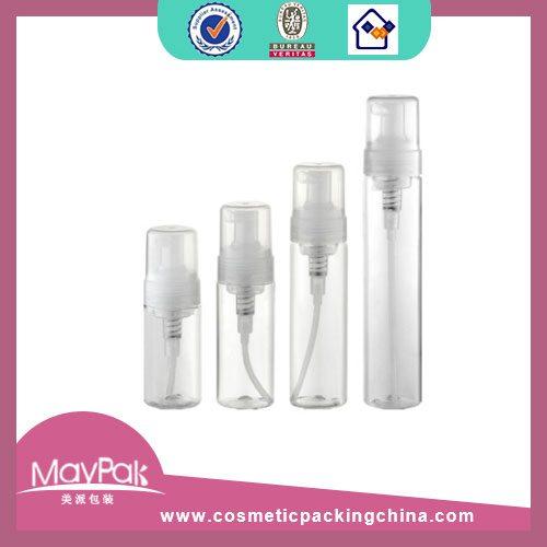 Facial Cleanser Bubble Bottles
