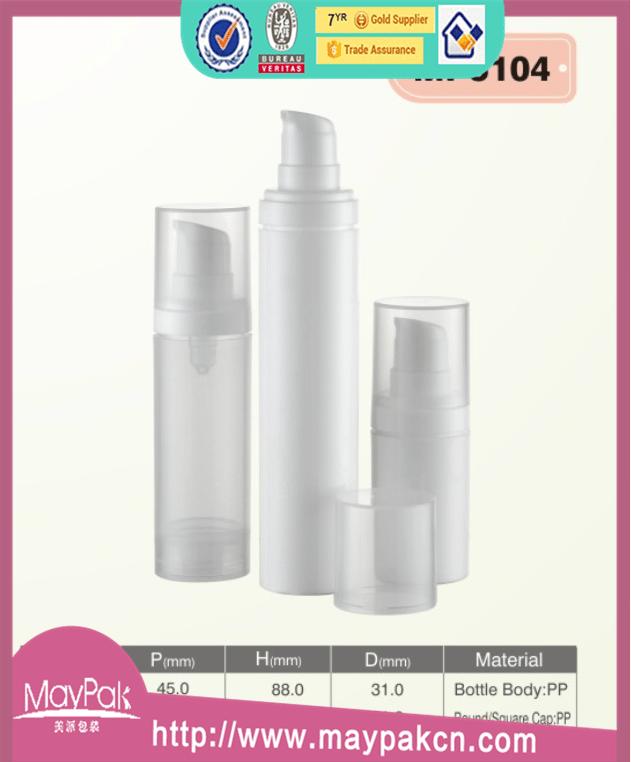 bottles for facial care