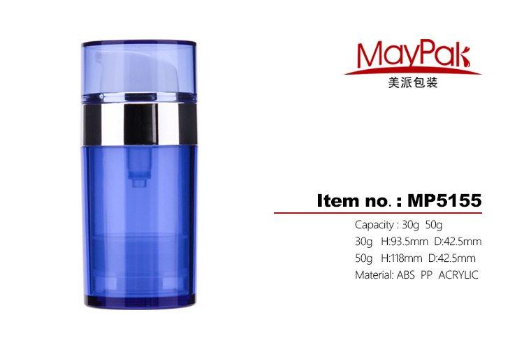 plastic pump 30ml bottle