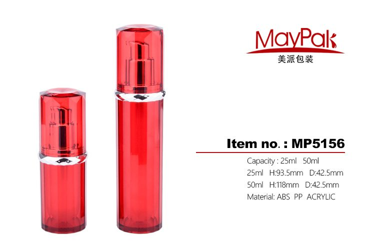 airless cosmetic bottle 50ML