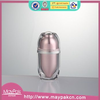 double wall cosmetic bottle packaging