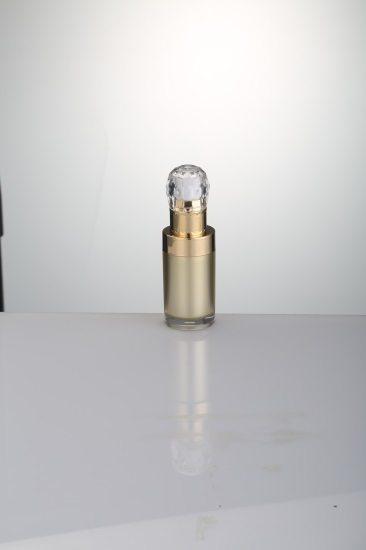 acrylic lotion bottle