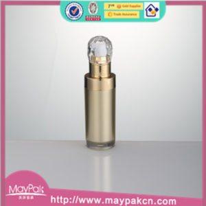 shiny diamond acrylic lotion bottle