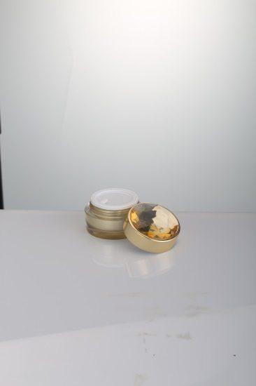 diamond acrylic lotion bottle
