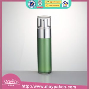 plastic cosmetic water airless bottle